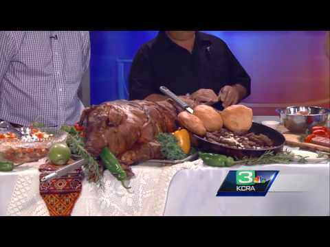 KCRA 3 Kitchen: Serbian Food Festival