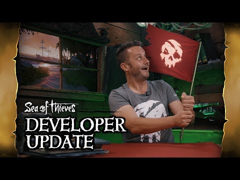 Official Sea of Thieves Developer Update: August 30th 2018