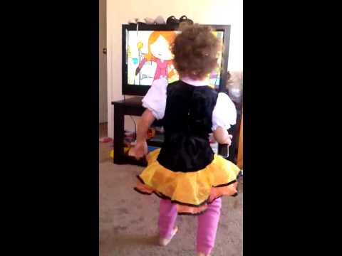 Spinning dancer