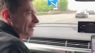BBC radio calls him  'Huge' Jackman
