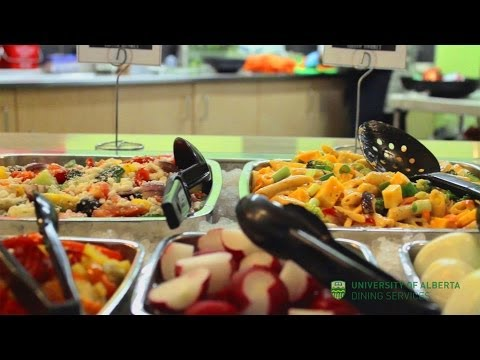 University of Alberta - Lister Dining - Point of View Media