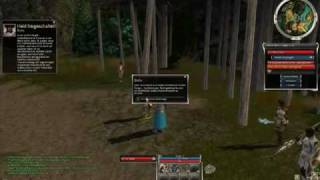 GuildWars Nightfall (PC) Gameplay