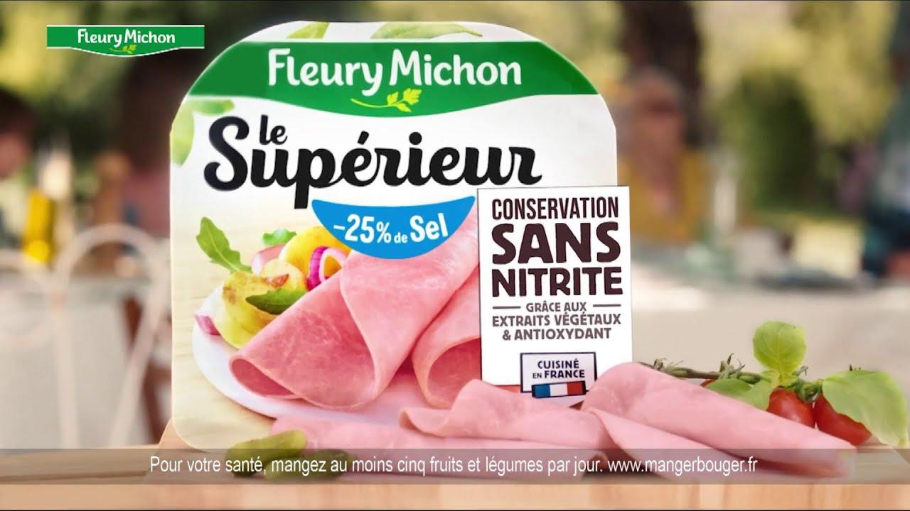 """Musique de la pub Le supérieur Fleury Michon """"parce que c'est bien meilleur comme ça""""  Juillet 2021"""