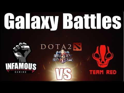 Infamous vs Red - Galaxy Battles AM Qualifier