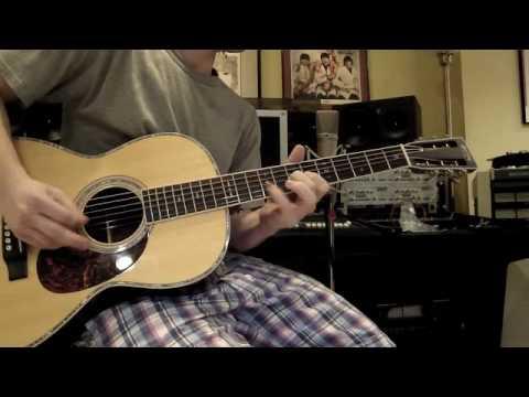 John Mayer Edge Of Desire Lesson Tutorial Martin Omjm Youtube
