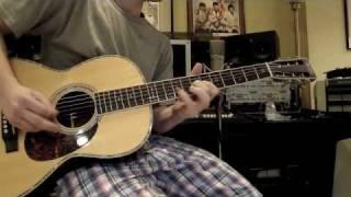 John Mayer - Edge of Desire - Lesson Tutorial - Martin OMJM