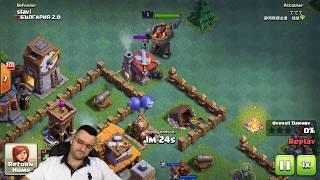 Clash of Clans - Нова BH4 база и Атаки
