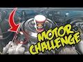 Reto de la Taza con Café Sobre el Motor | Challenge | ¿Tu Auto Pasará este reto? | Lasmsilver