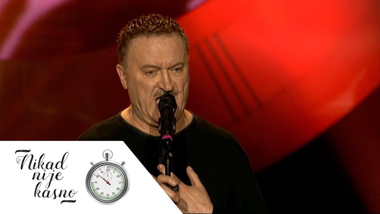 Juraj Kovacevic - Malenim sokakom - (live) - Nikad nije kasno - EM 27 - 26.04.16.