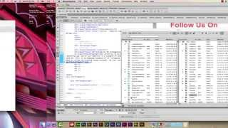 how to add a email link and subject using dreamweaver