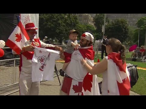 Canada Day Celebrations At Queen's Park Cancelled