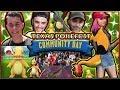 TEXAS POKÉFEST SHINY CHARMANDER COMMUNITY DAY in POKEMON GO!