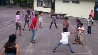 Filipino Games - Patintero (Life Expressions Fellowship)