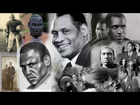 Paul Robeson - Black Historian