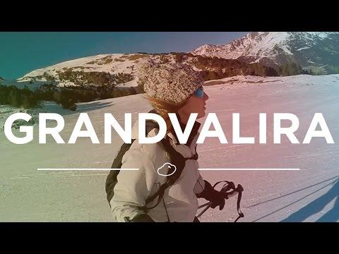 Grandvalira: el dominio de la nieve