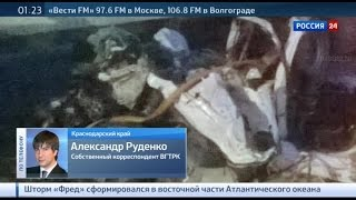 ДТП с пятью жертвами на Кубани: микроавтобус оказался под грузовиком