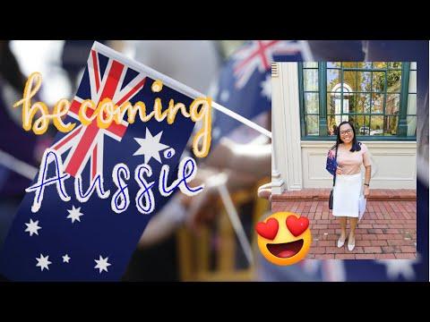 I am now an Australian Citizen! | 2021 Australian Citizenship Application Process, Test & Timeline