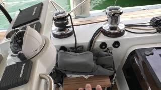 Jeanneau 64 Sailing Yacht Video walkthrough By: Ian Van Tuyl