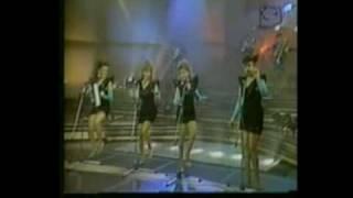 Las Chicas del Can - El negro no puede (Waka Waka)