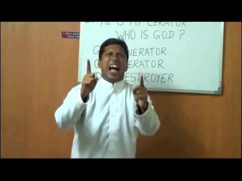 PART- 3 - WHAT IS OUR RELATION WITH GOD