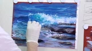 DVD - Waves and Rocks with Tricia Taylor