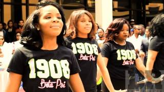 Alpha Kappa Alpha - Beta Psi Chapter- Yard Show Spring 2015