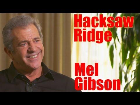DP/30: Hacksaw Ridge, Mel Gibson (for an hour)