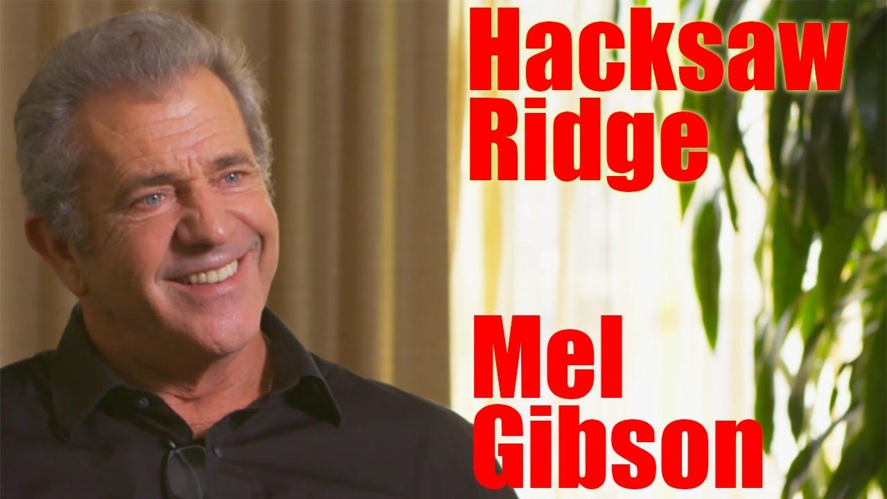 Download DP/30: Hacksaw Ridge, Mel Gibson (for an hour)