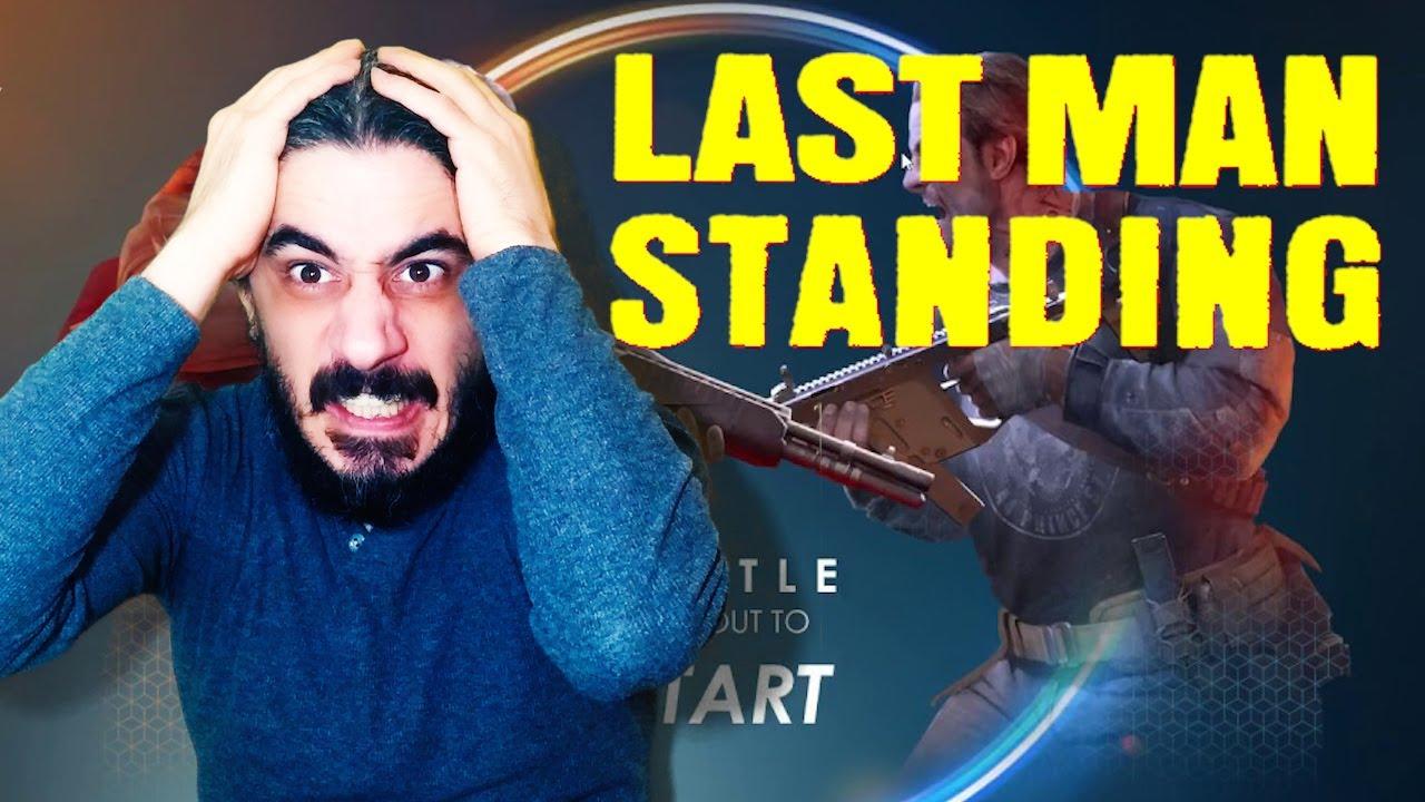 NEREDE LAN BU ADAM ÇILDIRDIM - LAST MAN STANDING