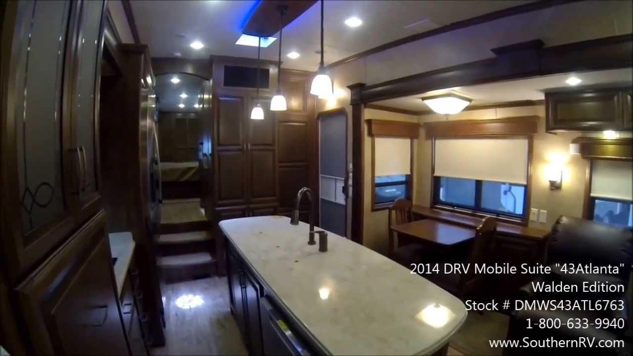 Mobile Suites Rv >> 2014 Drv Mobile Suites 43 Atlanta Walden At Southern Rv