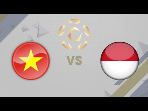 [02.04.2017]  VietNam vs Indonesia [The Intercontinentals 2017]