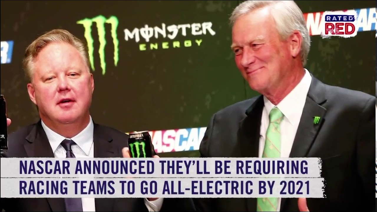 Nascar Is Going All Electric By 2021
