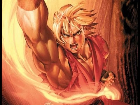 Street Fighter: Ken's Theme History