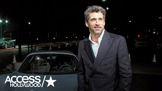 Patrick Dempsey Reveals He & Wife Jillian Have Had Steamy Moments In Their Car! (Exclusive)