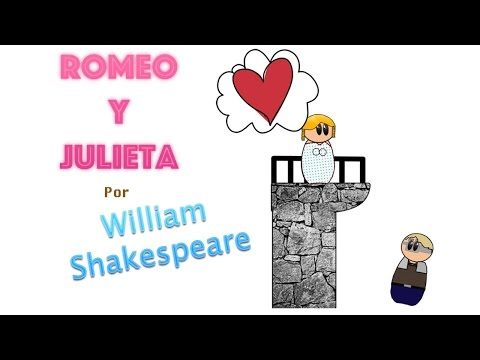 Romeo y Julieta por William Shakespeare - Resumen Animado