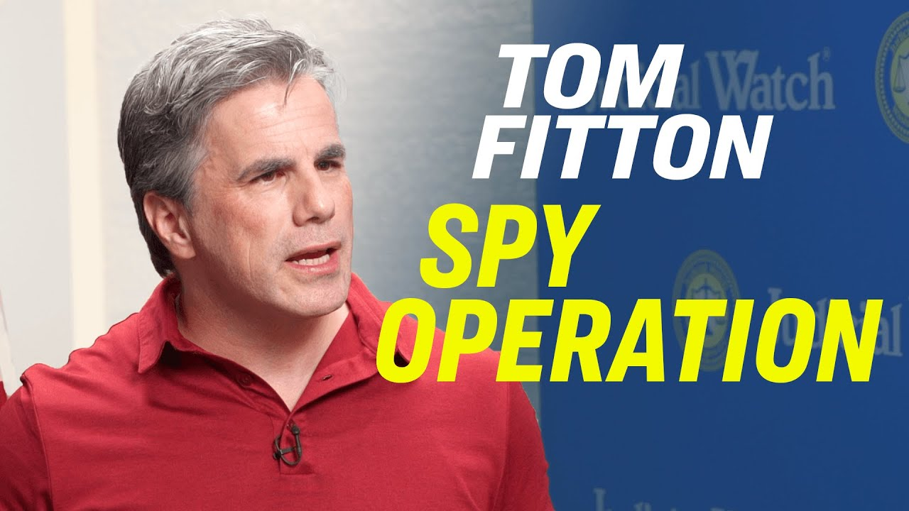 "American Thought Leaders Does the IG Report ""Exonerate"" James Comey? Judicial Watch's Tom Fitton Wei"
