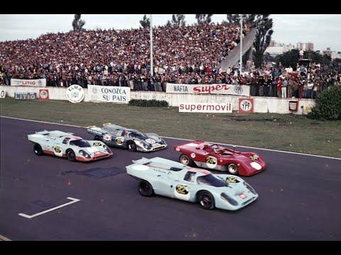 Sport Prototipos 1971 - Buenos Aires: Resumen 1000 Km