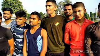 Running Acchi Karni ho to ye Khao Kanpur Defence  Academy  by JD Physical