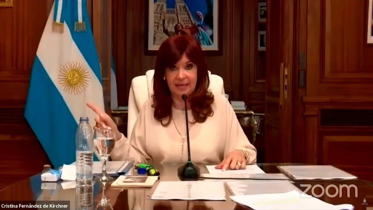 """Para Cristina, el Poder Judicial """"es responsable de lo que pasó"""" con el gobierno de Mauricio Macri"""