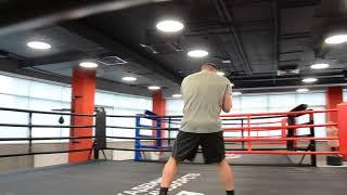 Открытая тренировка Дениса Лебедева в Екатеринбурге - 31 августа 2018 года