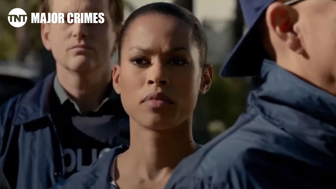 Major Crimes: Get Away- Season 5, Ep. 1 [CLIP] | TNT