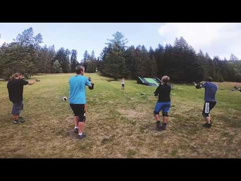 Szkolenia Mountainboardowe Polana na  Byku Korbielów