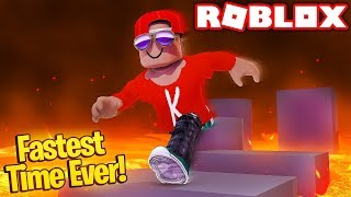 Roblox SpeedRun 4 World Record (Just Kidding)