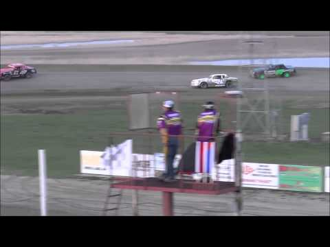 Devils Lake Speedway Street Stock Feature 5/24/2014