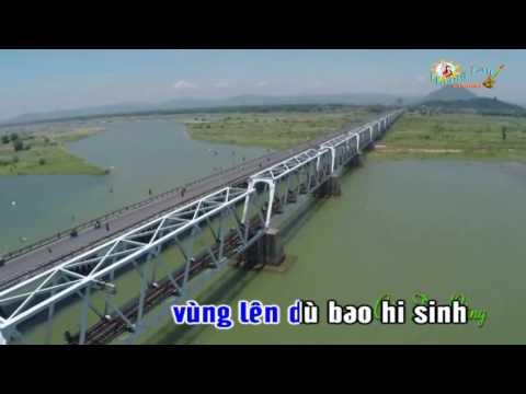Karaoke Bài ca Phú Yên - Hành khúc