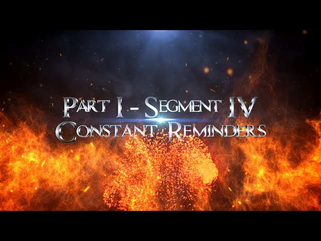 Spiritual Warfare and Communism Part 01   Segment 04   Constant Reminders