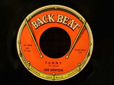 Joe Hinton - Funny (How Time Slips Away) - Tremendous R&B Ballad