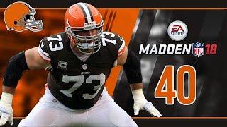 Madden NFL 18 Owner Mode (Cleveland Browns) #40 Week 4 vs Bengals
