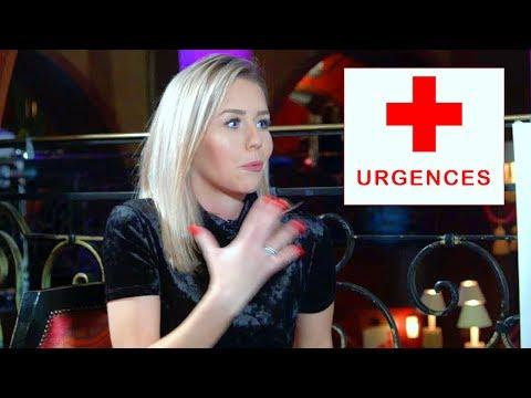 """Coralie (Friends Trip 4): """"J'ai dû avoir une intervention d'urgence !"""" (Accident sur le tournage ⚠️)"""
