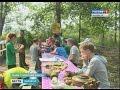 Завершает работу семейный православный лагерь «Дети великой державы» - Вести Мар�